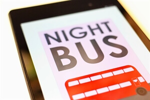 MusicMonday: Night Bus Playlist (& Free Ebook)